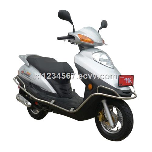 FH100003A Scooter 100cc Made in China factory EEC and CCC certification
