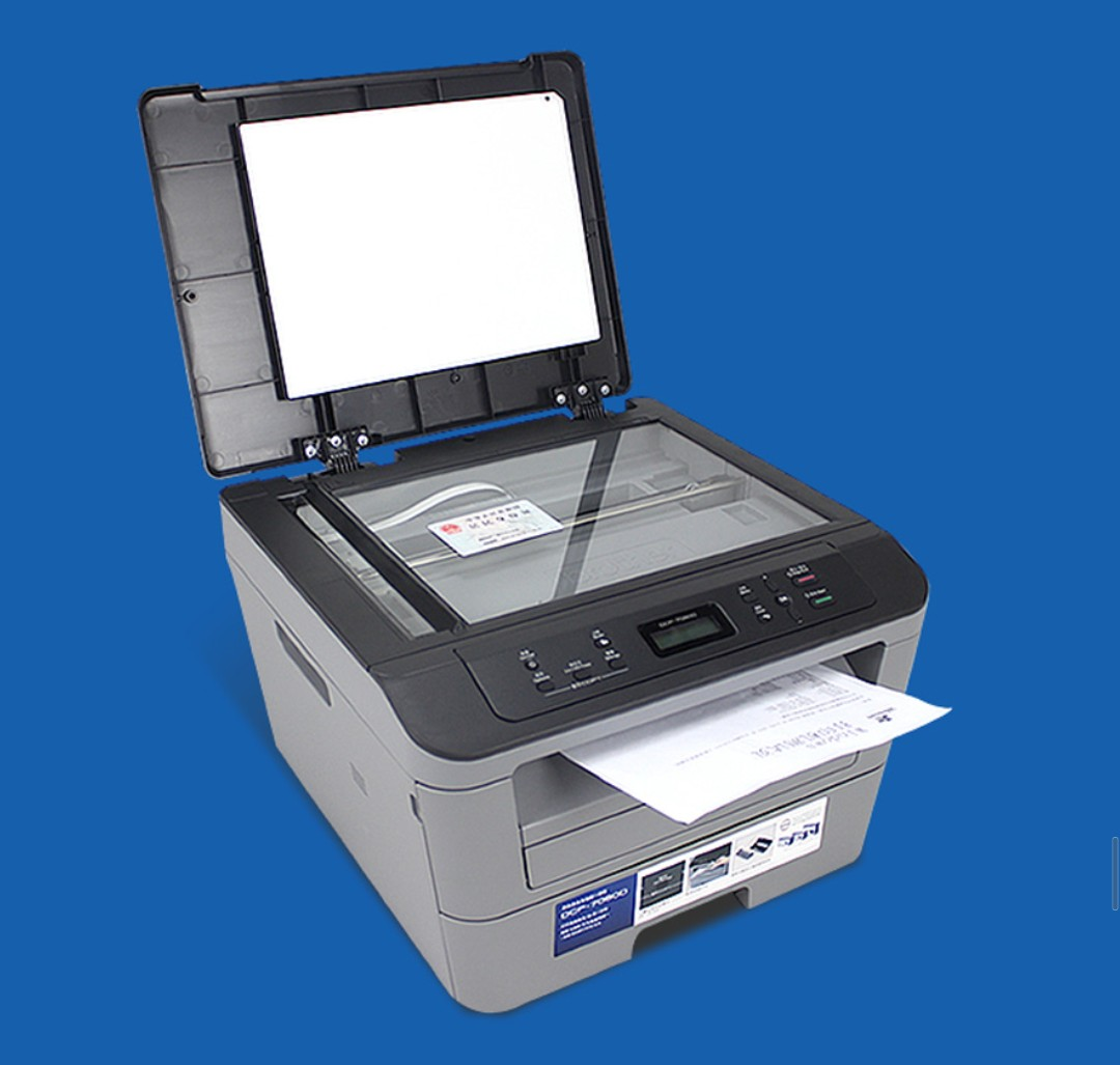 Black and white laser printer one machine copy scan automatic doublesided printing home office