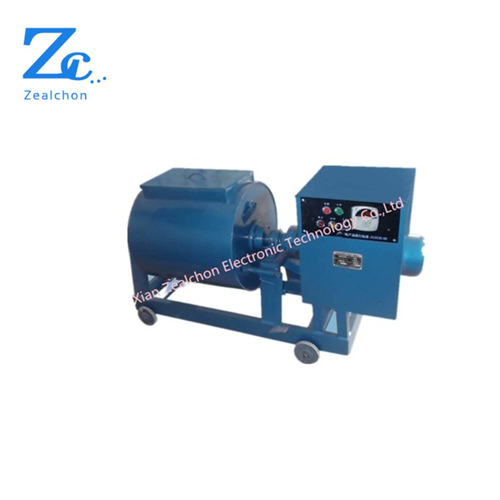 Portable Single Shaft Forced Electric Horizontal Concrete Mixer