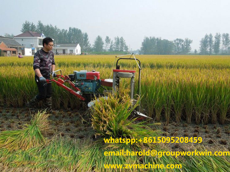 Rotary Tiller For Farming And Agricultural