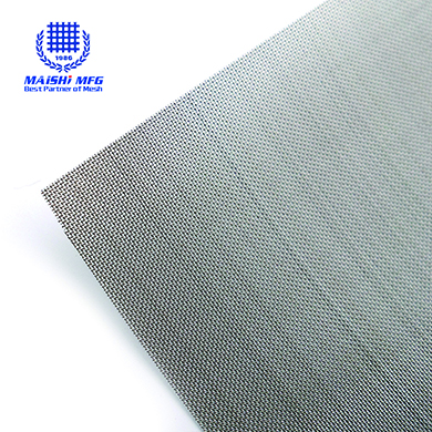 Factory Supply High Precision Stainless Steel Woven Mesh Screen Net