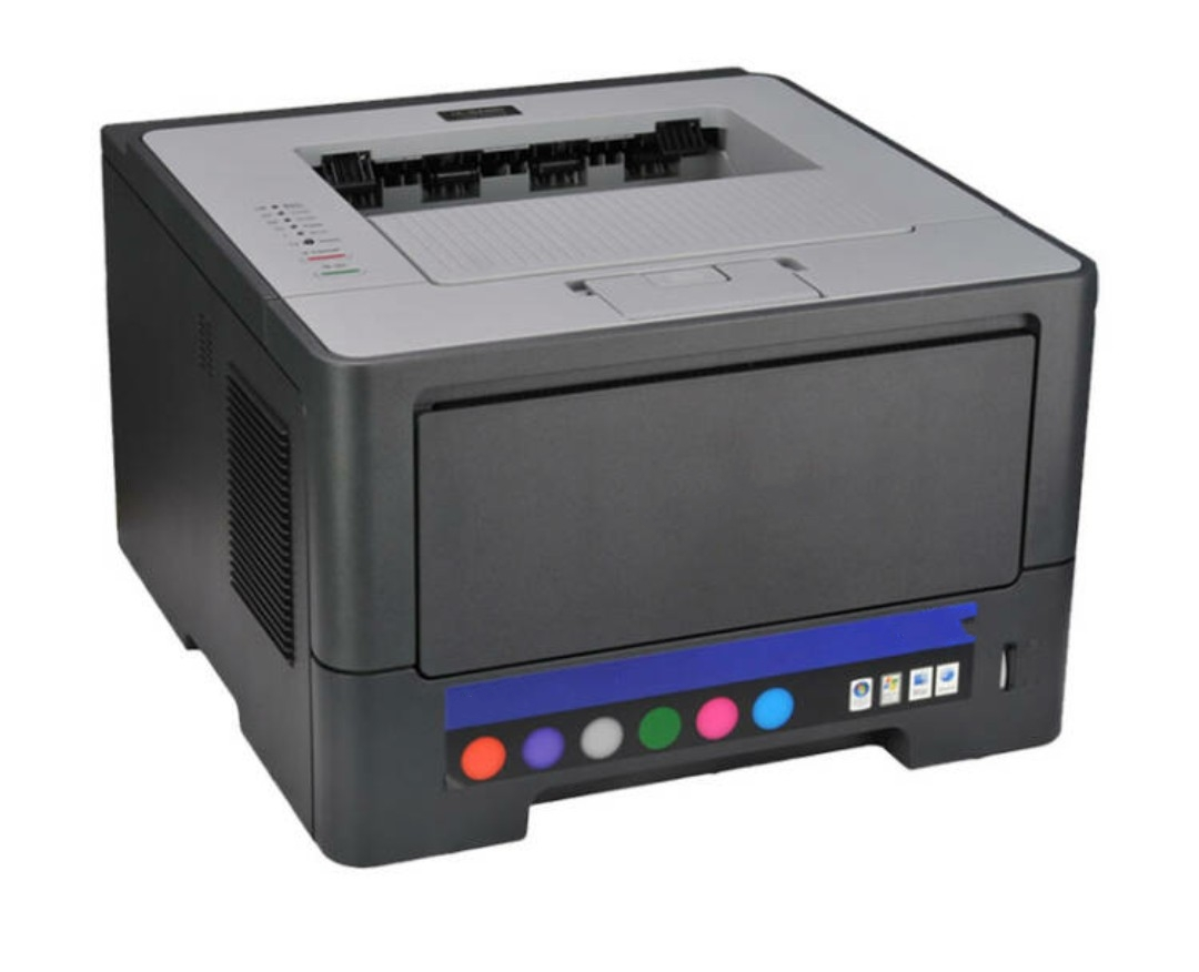 Black and white doublesided laser printer