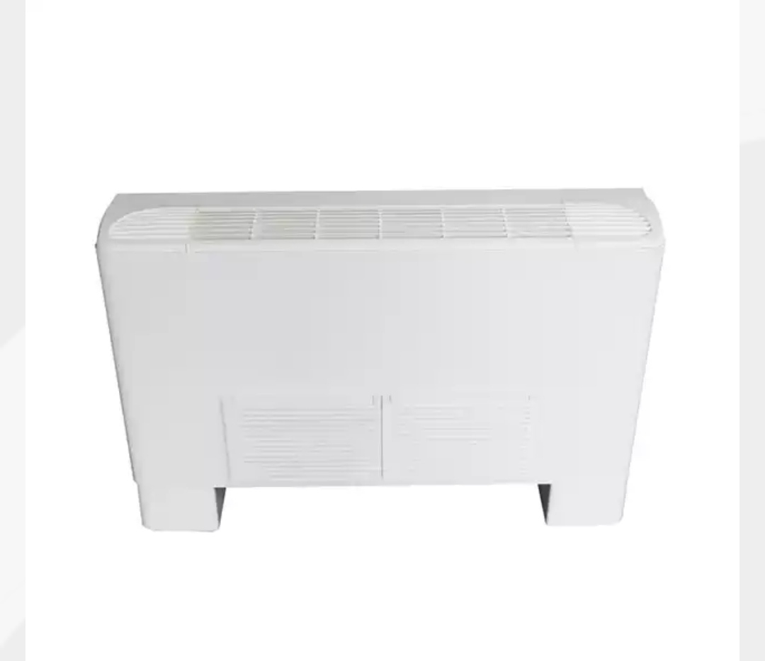 New 230V AC floor standing vertical air conditioning fan coil unit
