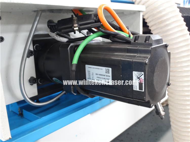 Leadshine servo motor and drivers