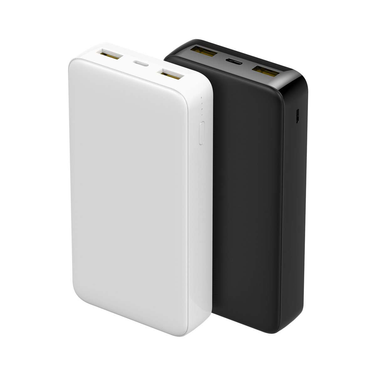 2019 Newest Product PDQC30 quick charge 18W 20000mAh power bank USB C PD portable charger