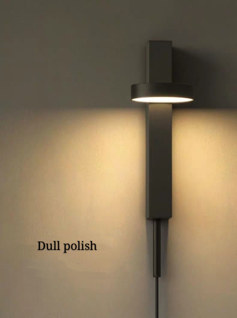 Bedside lampNordic contemporary contracted originality sitting roomsetting wall and corridor wall lamp