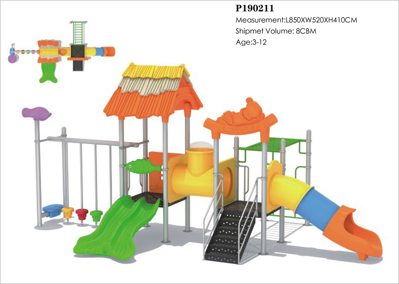 New design playground for sale