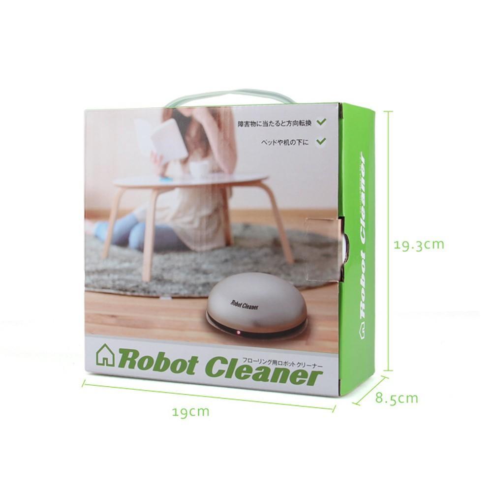 Mini Intelligent Robotic Vacuum SWEEP Clean Automatic Mini Sweeping Machine Intelligent Robot Vacuum Cleaner with Suctio