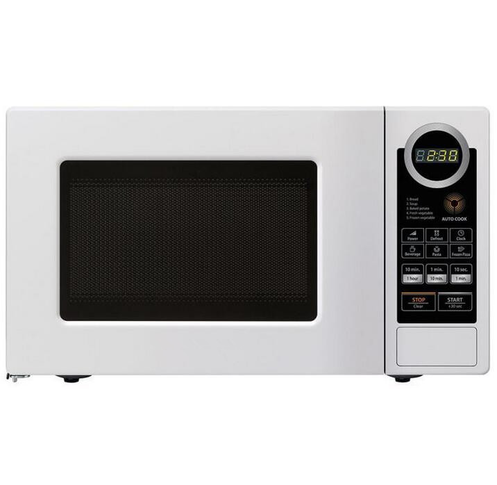CONVENTIAL HOMEHOLD Microwave in Stainless Steel