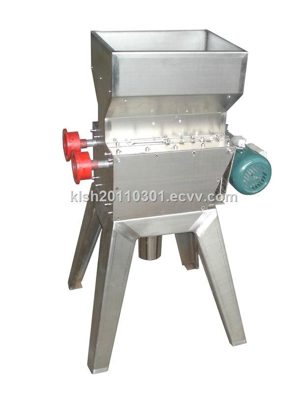 mini malt mill soy bean flake wheat particulate matter