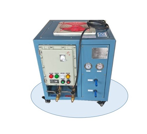 DKT92B ExplosionProof Grade Air Cooled Water Cooled Refrigerant Recharge Recycling Recovery Unit
