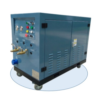 DKT700 75HP Industrial Refrigerant Recovery Reclaim Recycling Machine
