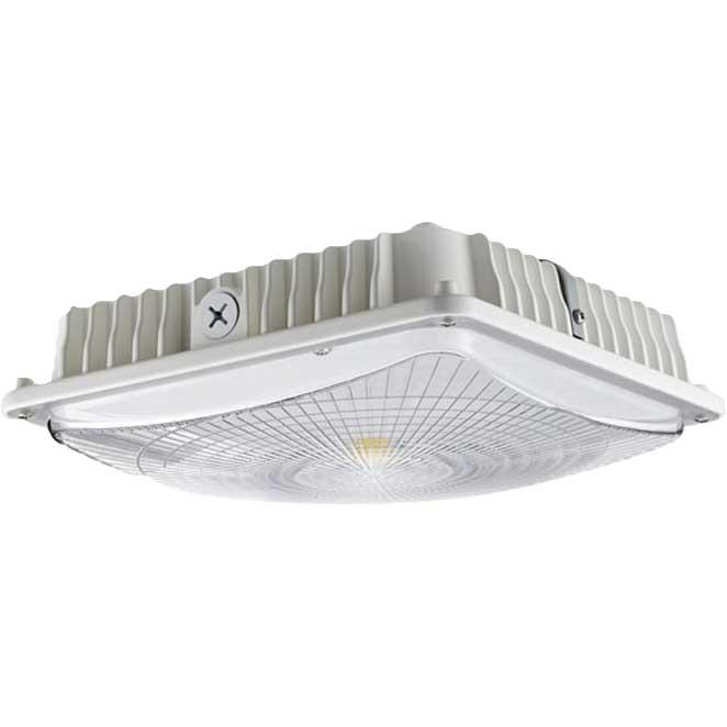 Surface Mount LED Parking Garage Lights 100277vac 60W