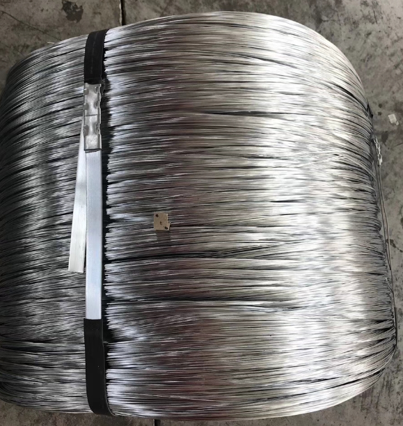 steel wire for cable armored and ACSR