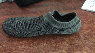 Zhuji WF6FF shoe upper sock knitting machine