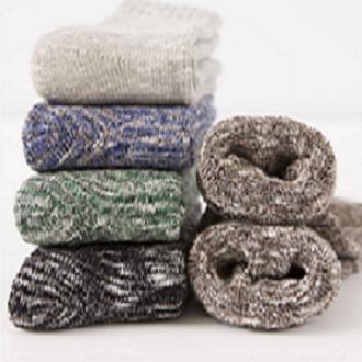 Zhuji WF6FB Terry plain sock knitting machine