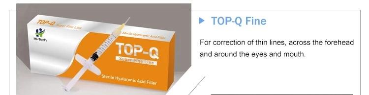 TopQ Super Ultra Deep Line Hyaluronic Acid Dermal Filler
