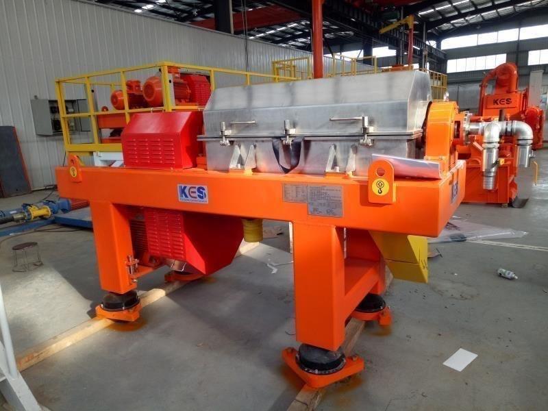 KES Decanter centrifuge KALW363