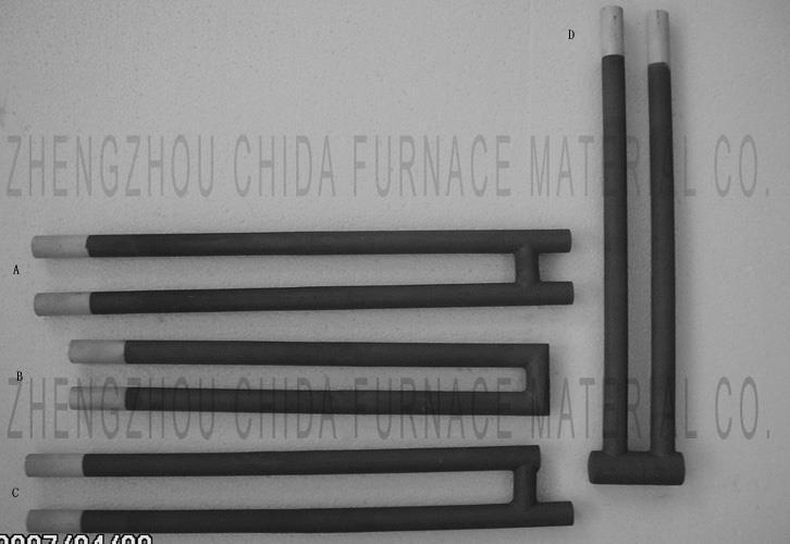 Sell Chinas HighQuality Cheap Sic Hot Rod Sic Rod