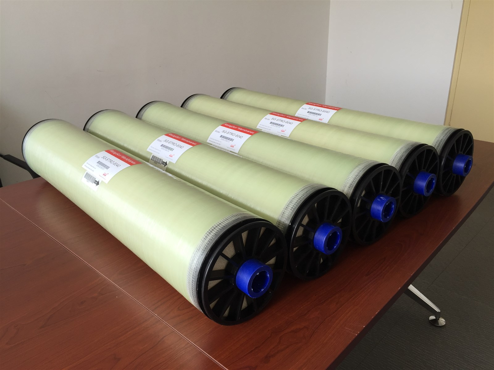 Spacer Tube RO Membrane STRO for High Salts Wastewater Treatment