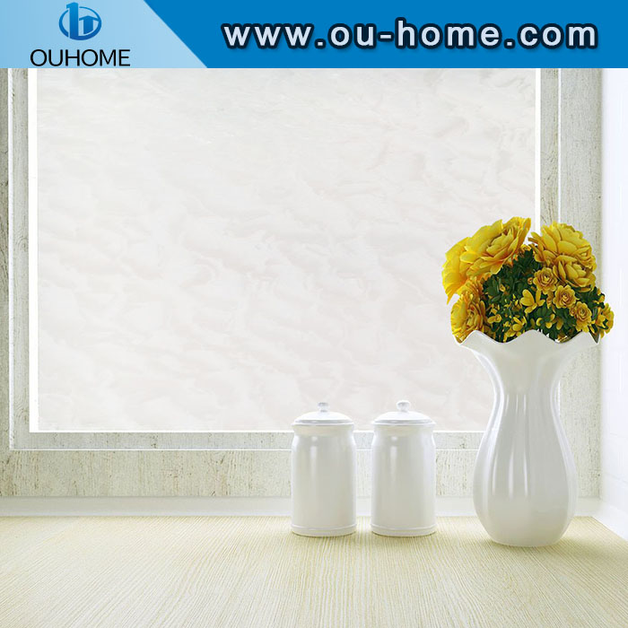 BT4806 Selfadhesive PVC frosted film for glass