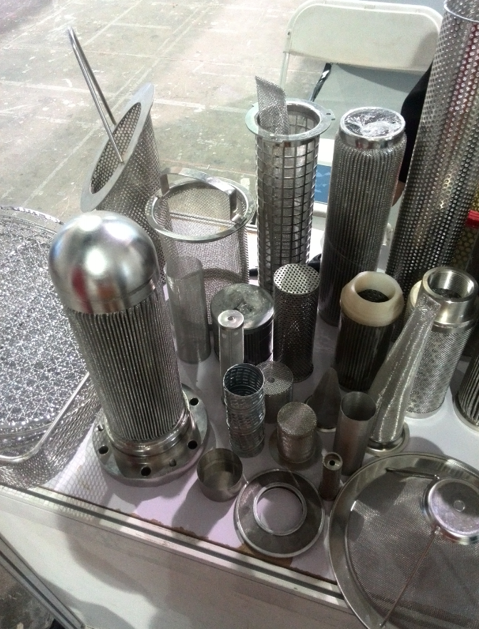 sintered porous disc filtersintered stainless steel porous powder filter tubesinter filter