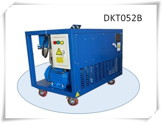 Dkt052b 2HP Low Pressure Refrigerant Freon Recycling Recharging Machine