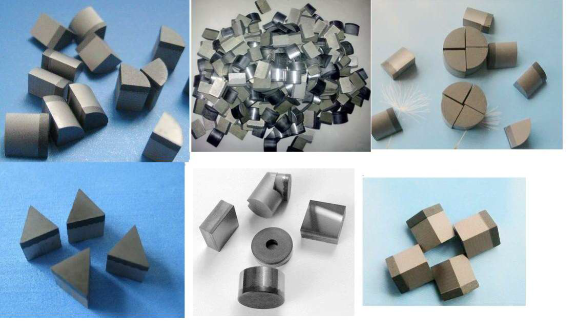 diamond cutter for coal mining tool and concret leveling tools