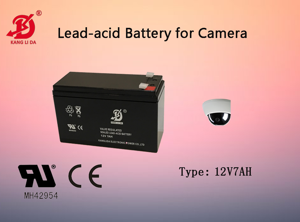 Traffic lightSignal light 12V7AH sealed lead acid battery