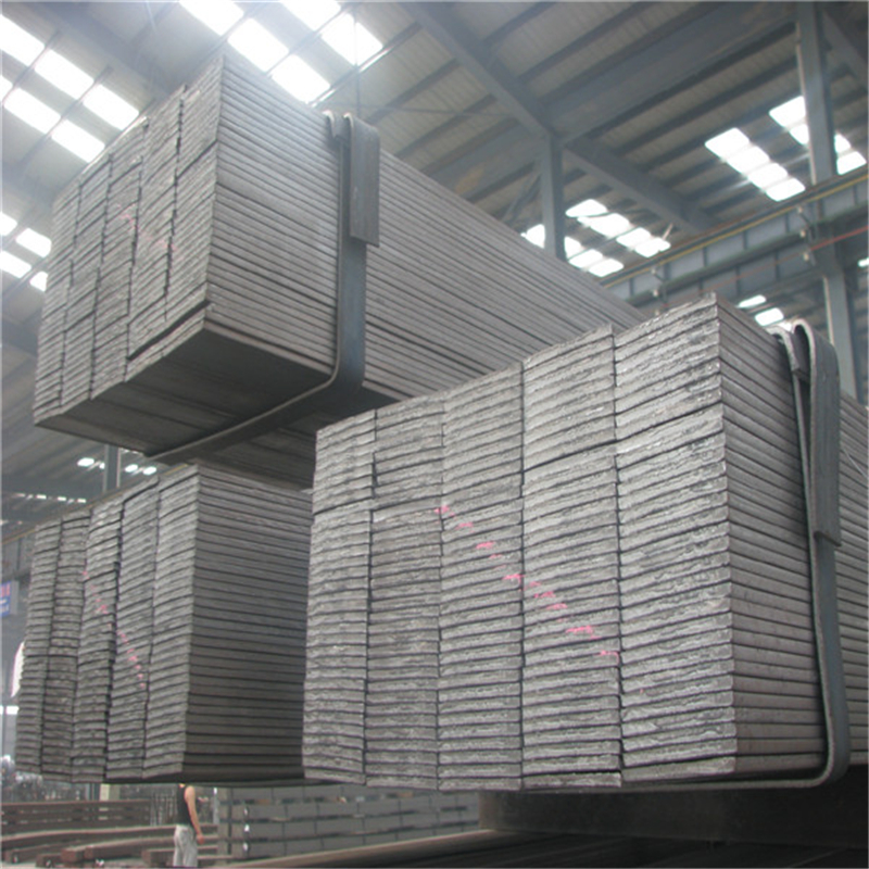 A36 SS400 Q235 Hot Rolled Mild Steel Flat Bar