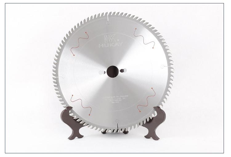Electronic panel sizing TCT circular saw blade
