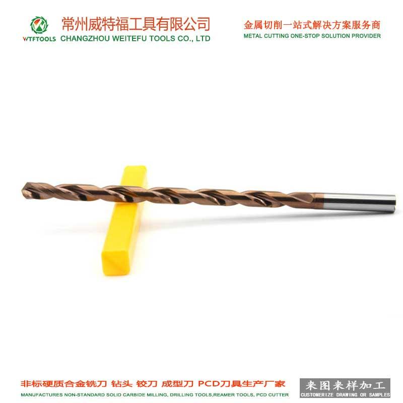 Customized Nonstandard Tungsten Carbide drilling Bit Tools