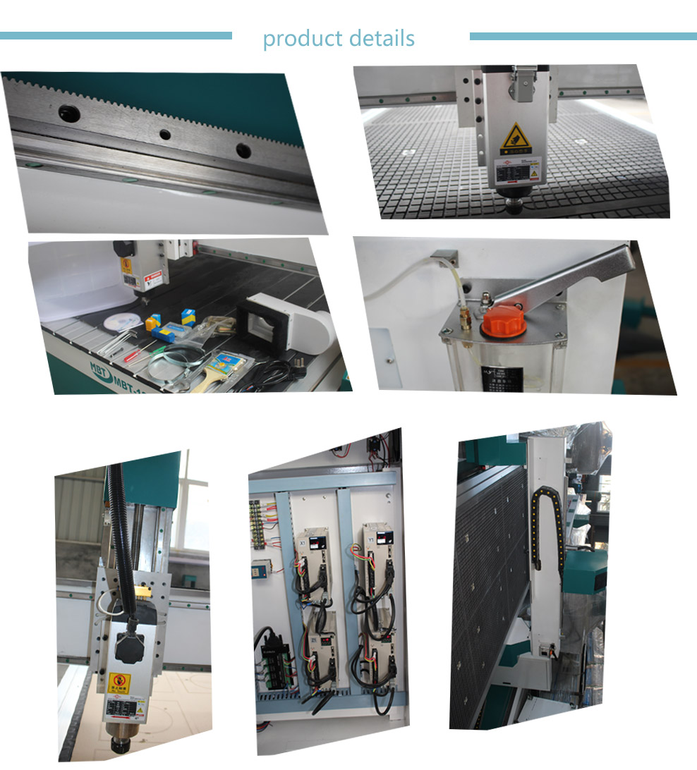 vacuum table 1325 cnc router engraver machine direct sales made by JCUT