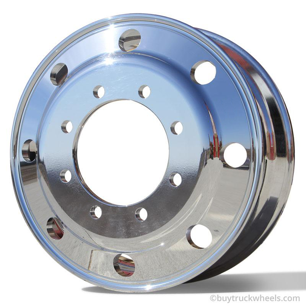 Chinese supplier for forged aluminum alloy wheels 6 wheel truck for sale