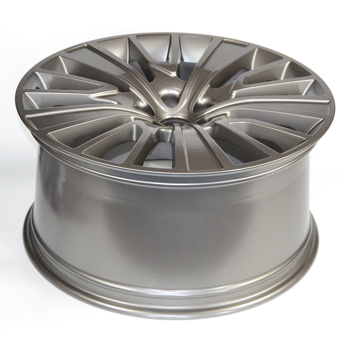 Hot sale 5x1143 aluminum wheels chrome alloy wheels