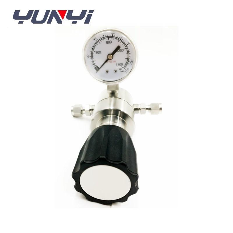 high pressure gas pressure regulator