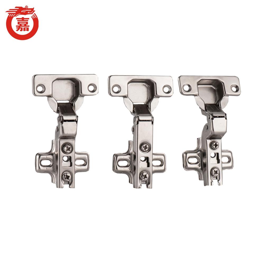 Jialong metal furniture two way normal hinge