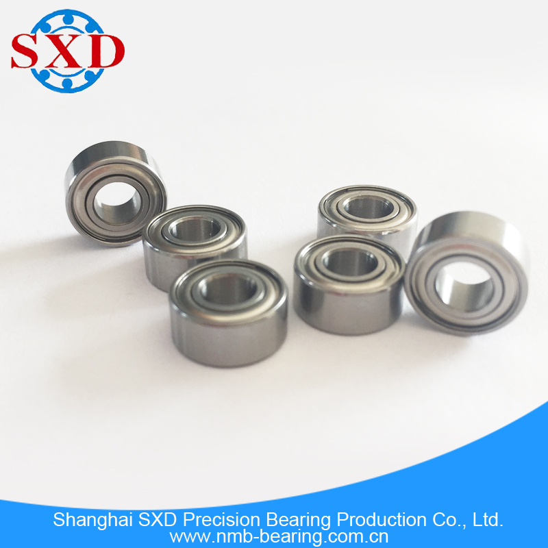 Nice Quality Stainless Steel Ball Bearing S605 SF605 S605zz SF605zzHigh PrecisionLow Noise