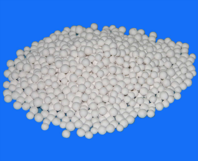 Activited Alumina for deoxidation Catalyst for sulfur recovery