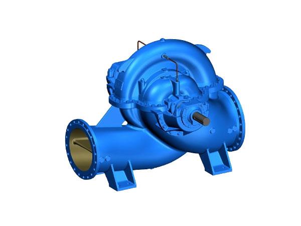 Clean Water Split Casing Centrifugal Pump