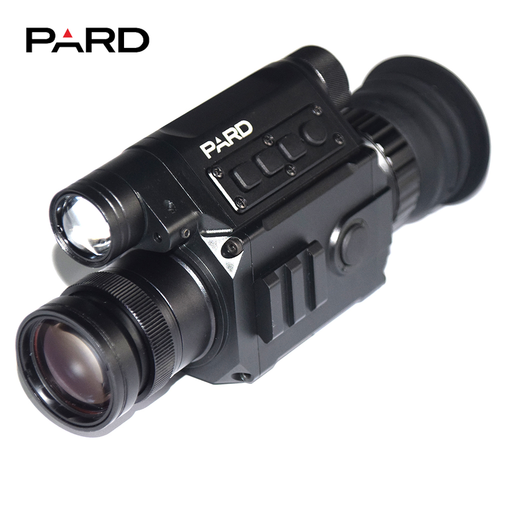 Day and night Digital night vision scope with IR