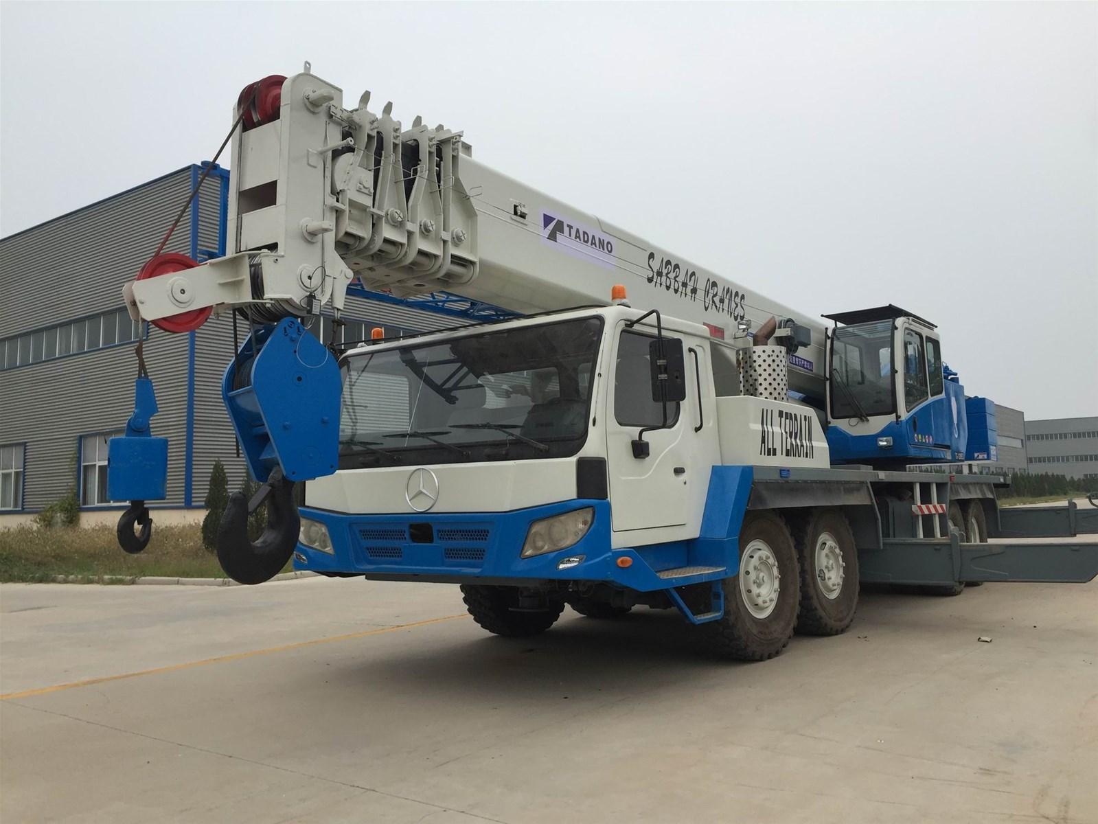 TADANO GT1200EX310101 Fully Hydraulic Truck Crane