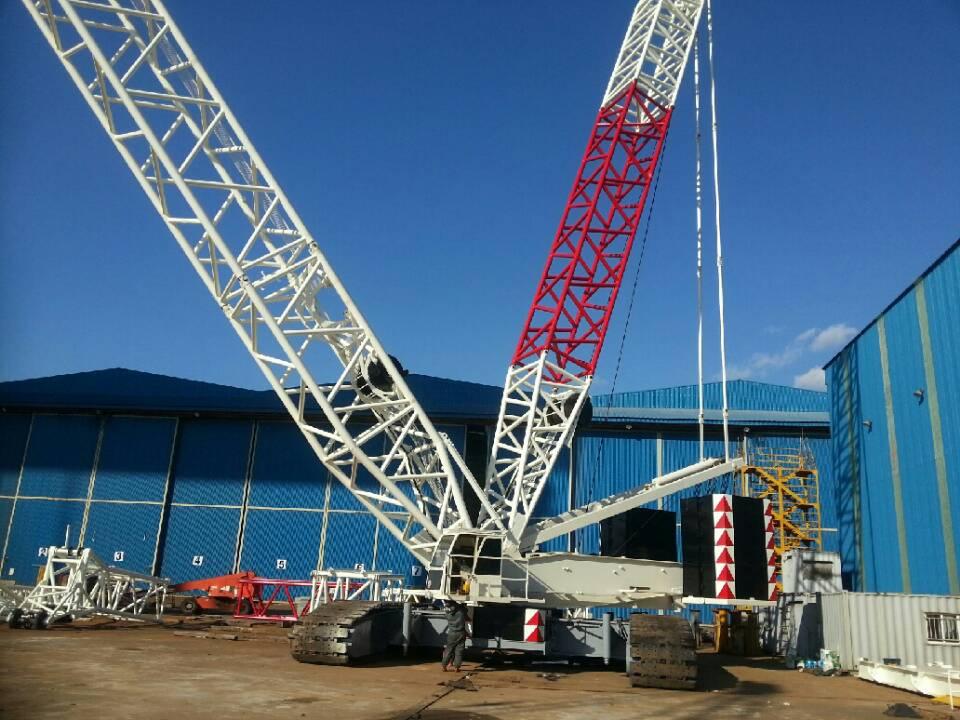 TerexDemag CC25001 500 TON Crawler Cranes Cheap Sale