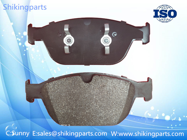 D1546 Audi brake padsceramic brake lininglong service life