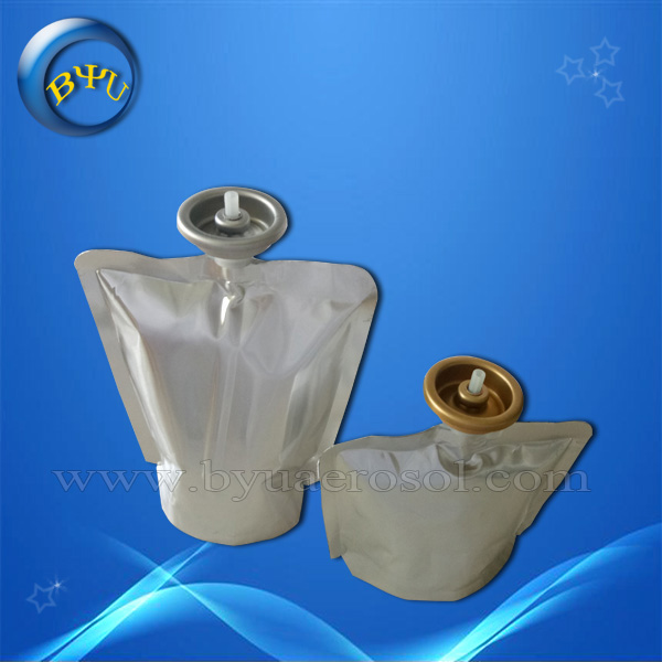 bag on valve aluminium material mounting cup