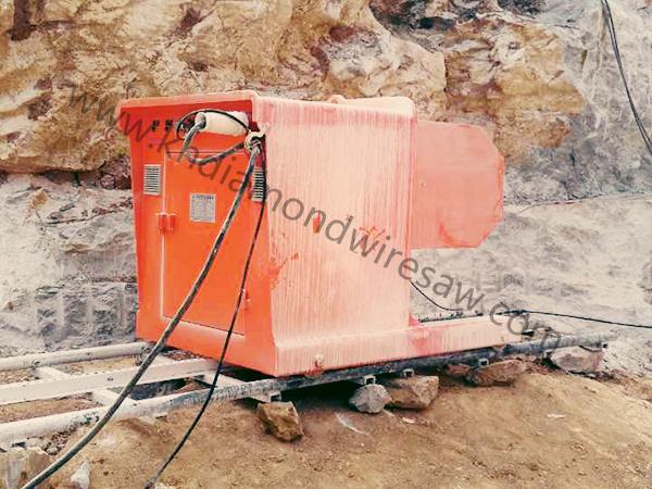 wire saw machine