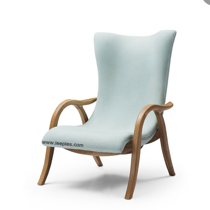 Danish Design For Hotel furniture Leather or cloth Wooden Signature Chair