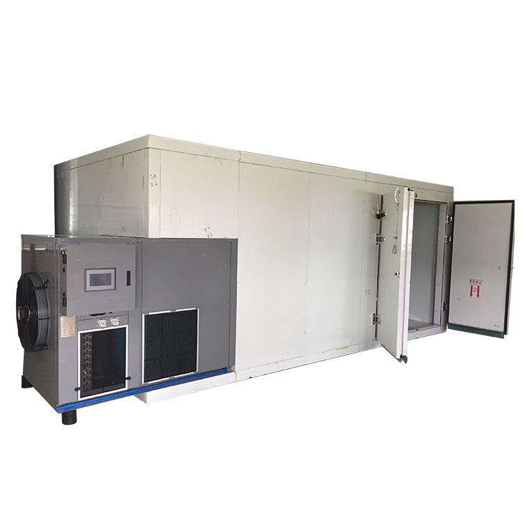 Low temperature and humidity cabinet dryer seafood fish drying machine