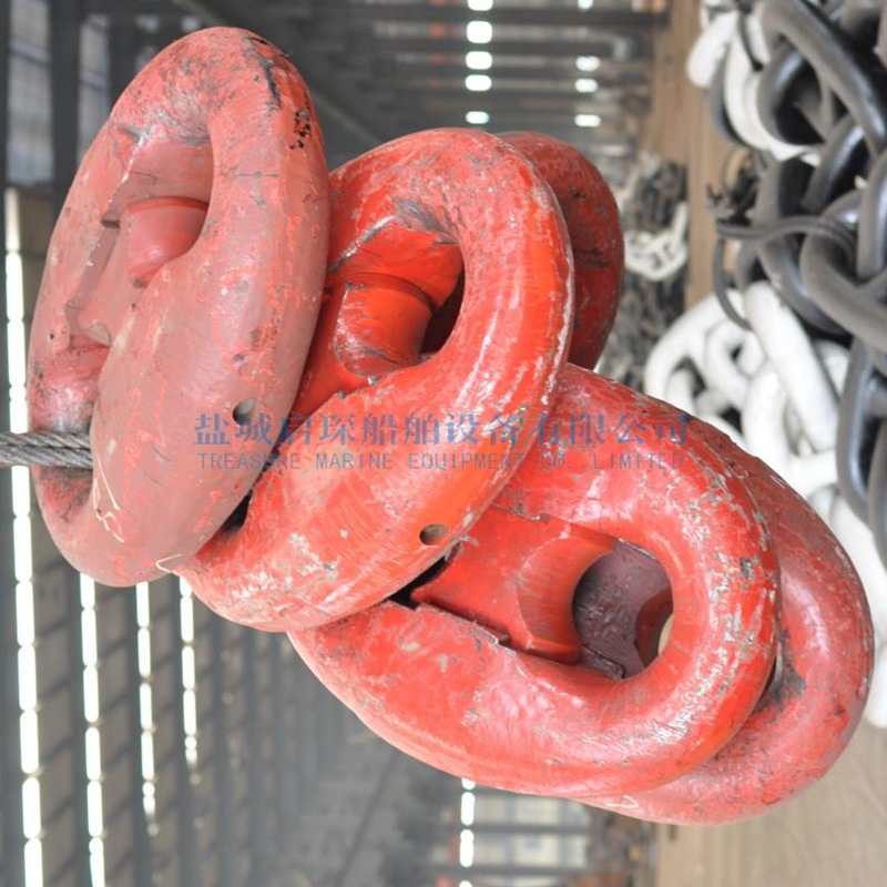120mm Anchor Shackle for Marine Crown Shackle