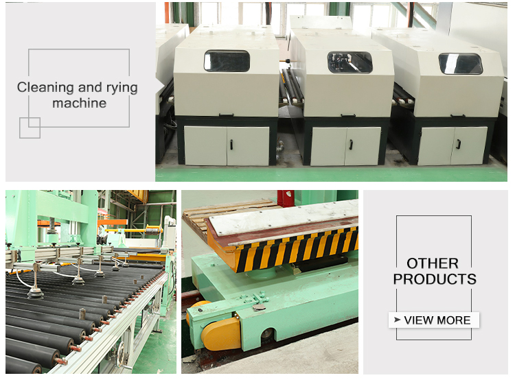 Aluminium plate in grinding machine surface sanding pattern